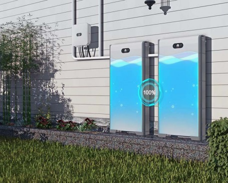 Zonne-energie oplaan met Huawei accu opslag